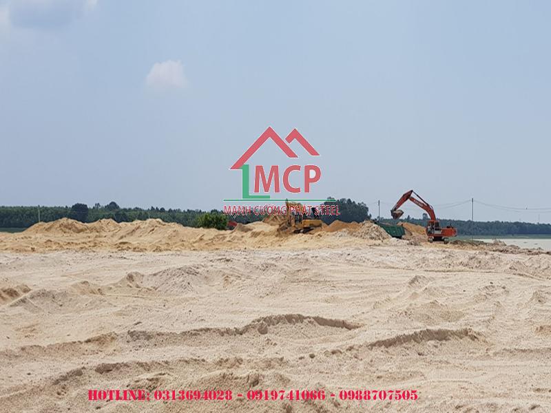 Bảng báo giá cát xây dựng mới nhất năm 2020