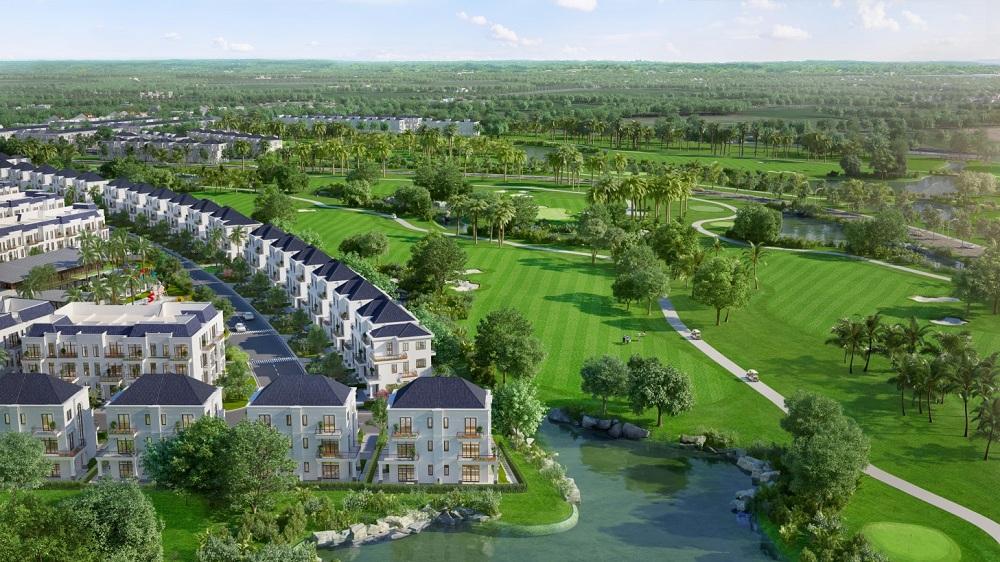 West Lakes Golf & Villas: Cơ hội cho bất động sản nghỉ dưỡng ven đô