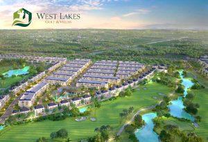 West Lakes Golf & Villas – Điểm sáng của BDS sân golf