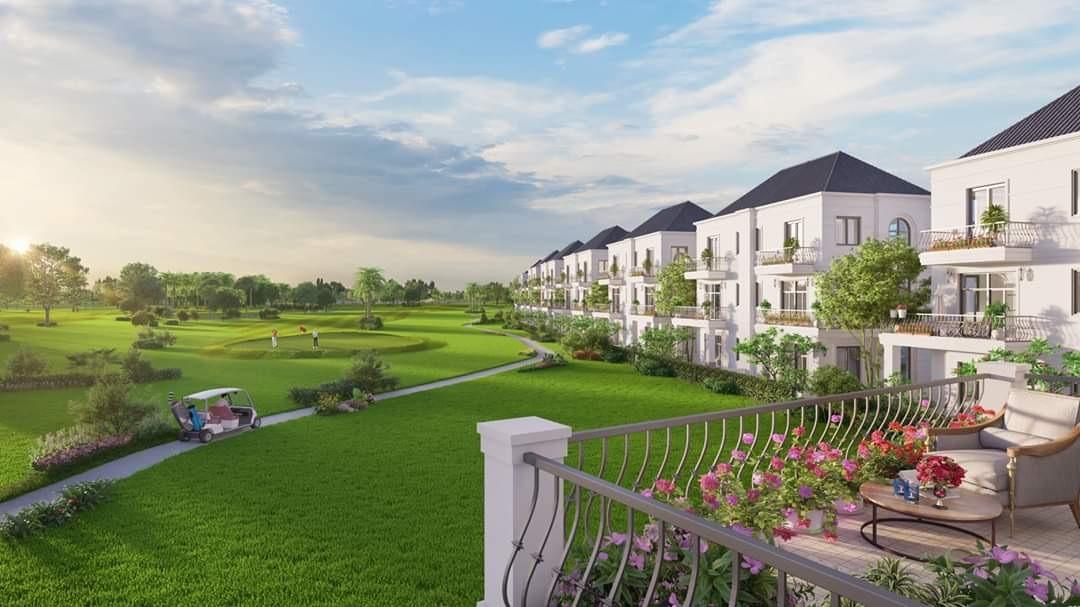 Dự án West Lakes Golf & Villas giải quyết sự khan hiếm BĐS nghỉ dưỡng sân golf