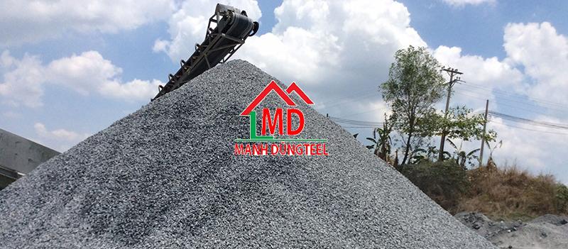 Bảng báo giá đá xây dựng tại Quận Tân Bình - Thép Mạnh Dũng