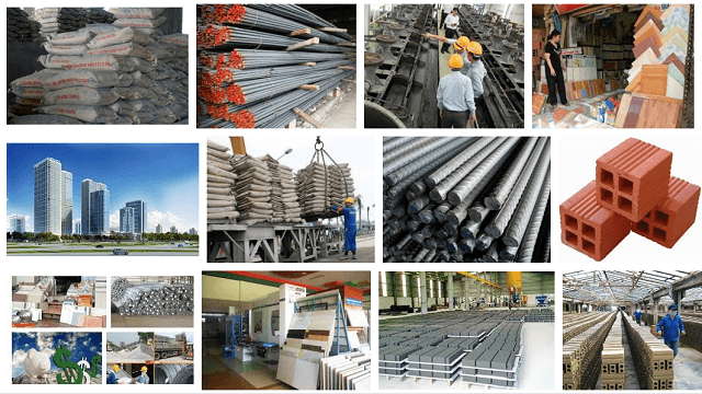Top 10 nhà phân phối vật liệu xây dựng chuyên nghiệp giá rẻ tại Tphcm