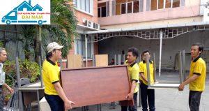 Dịch vụ chuyển nhà trọn gói nhanh chóng, hoạt động chuyên nghiệp